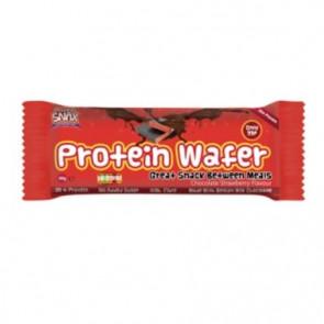 Protein Wafer Chocolate e Morango de Protein Snax