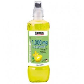 Bebida L-Carnitine Drink 1000 mg Sabor Limón-Starfruit Weider