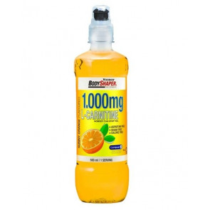 Bebida L-Carnitine Drink 1000 mg Sabor Naranja Weider 500 ml