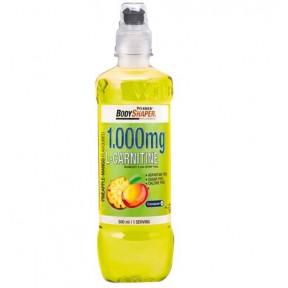 Bebida L-Carnitine Drink 1000 mg Sabor Ananás-Manga Weider 500 ml