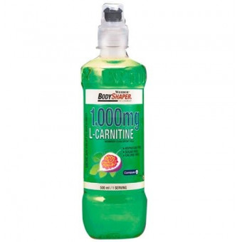 Bebida L-Carnitine Drink 1000 mg Sabor Fruta Tropical 500 ml