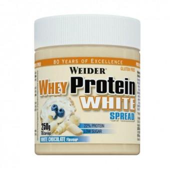Crema de Chocolate White Weider NutProtein Spread