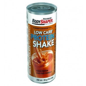 Low Carb Protein Shake Sabor Chocolate  250 ml