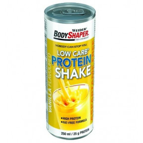 Low Carb Protein Shake Sabor Vainilla  250 ml