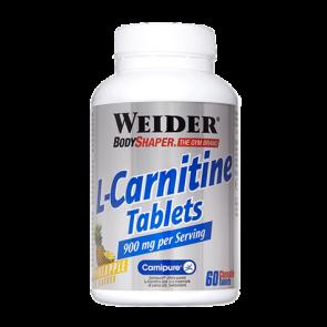 L-Carnitine Tablets Weider 60 comprimidos