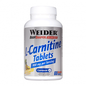 L-Carnitine Tablets Weider 60 tablets