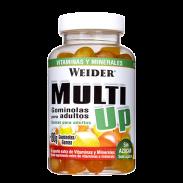 Multi Up Multivitamínico Multimineral de Weider 80 gominolas