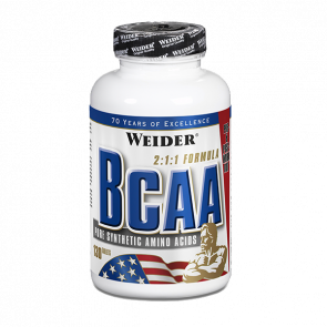 Weider BCAA 1000 mg 130 tablets