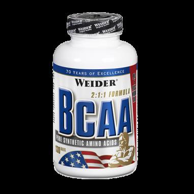 Weider BCAA 1000 mg 130 tablets