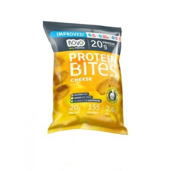 Protein Bites Bocaditos Chips Queso 40 g