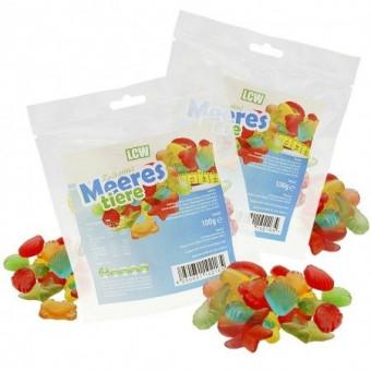 LCW low carb Gummies mistura do oceano 100 g