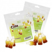 LCW low carb gummies botellas de cola 100 g