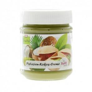 Crema low-carb untable de pistachos y coco 200 g LCW