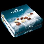 Surtido de Bombones de chocolate belga sin azúcar Cavalier 125 g