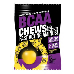 Scitec Nutrition Apple BCAA Chews