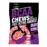 Caramelos masticables BCAA Chews Pomelo de Scitec Nutrition