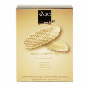 La Nouba Low Carb Crisp Waffels 165 g