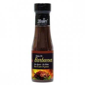 Salsa Barbacoa 0% 2bSlim 250 ml