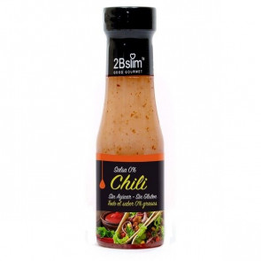 Salsa Chili 0% 2bSlim 250 ml