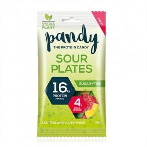Gominolas Proteicas Sour Plates 70g Pandy