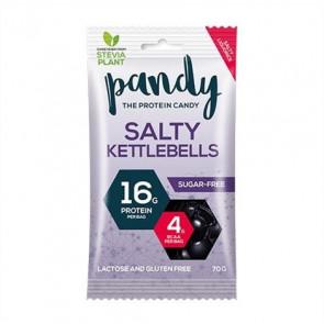 Gominolas Proteicas Salty Kettlebells 70g Pandy (Pesas Rusas Saladas)
