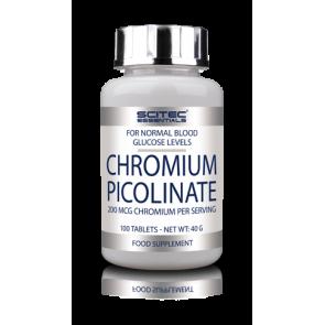 Picolinato de Cromo de Scitec Nutrition 100 comprimidos