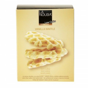 Waffles Belgas Macios Low Carb La Nouba 150 g