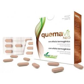 Quemagrasas Quemavit Neo Comprimidos 28 unidades