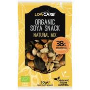 Protein Snack Mix de Sementes e Soja Natural Orgânico CarbZone 50 g