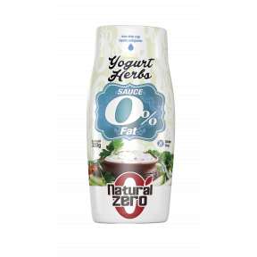 Salsa Yogurt-Finas Hierbas 320g Natural Zero