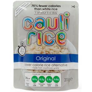 Arroz de Couve-flor Sabor Original Cauli Rice 200 g