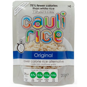 Arroz de Coliflor Sabor Original Cauli Rice 200 g