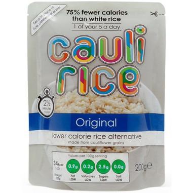 Arroz de Coliflor Sabor Original Cauli Rice 200 g