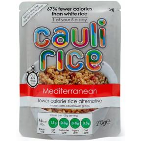 Arroz de Couve-flor Sabor Mediterrânico Cauli Rice 200 g