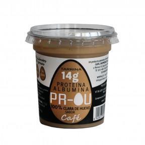PR-OU Sobremesa de clara de ovo café 120g