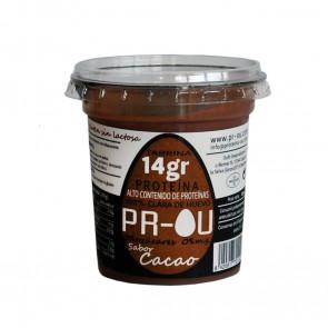 PR-OU Sobremesa de clara de ovo Cacau 120g