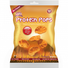 Protein Pops BBQ 30g