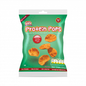 Protein Pops Creme de leite e cebola 30g