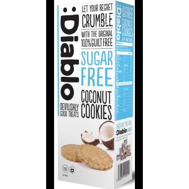 Cookies com coco sem açúcar :Diablo 150g