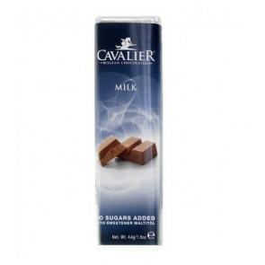 Barrita de chocolate con leche Cavalier 44 g