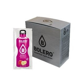 Bolero Drinks Banana & Strawberry 24 Pack
