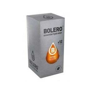 Pack 12 Sobres Bolero Drinks Sabor Mango