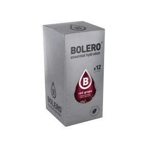 Bolero Drinks Red Grape 12 Pack