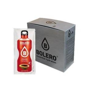 Pack 24 Sobres Bolero Drinks Sabor Papaya
