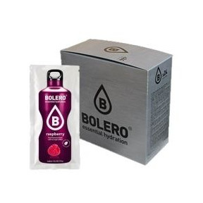 Pack 24 Sobres Bolero Drinks Sabor Frambuesa