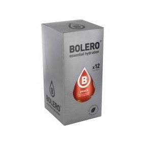 Bolero Drinks Peach 12 Pack