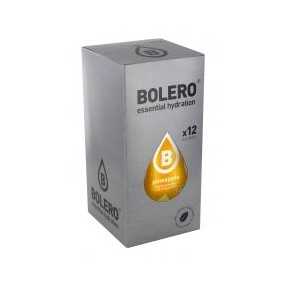 Pack 12 Sobres Bolero Drinks Sabor Piña
