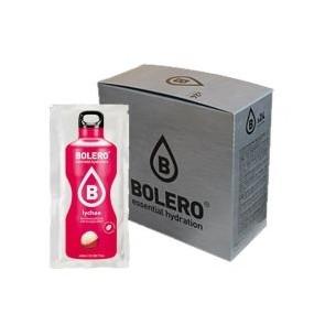 Pack 24 Sobres Bolero Drinks Sabor Lichi