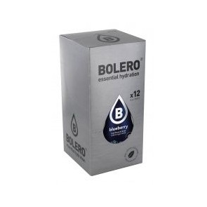 Bolero Drinks Blueberry 12 Pack