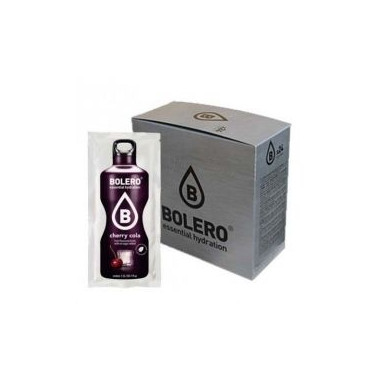 Pack de 24 Sobres Bolero Drinks Sabor Cherry-Cola